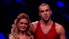 Shayne Ward and dance partner Maria Filippov