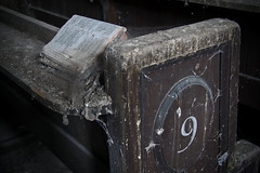 Church Hymn Book (Bora Horza) Tags: urban rot abandoned church religious reading book scotland scary rust worship god angus decay ghost religion ruin 9 nuclear haunted altar forgotten scenary bible service rusting doomsday pew exploration derelict destroyed pews decaying haunt apocalyptic ruined readings fallout urbex number9 placeofworship judgementday postapocalyptic churchofscotland row9 hym abandonedscotland hymms hymmbook pew9