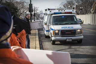 Witness Against Torture: Cop Wagon