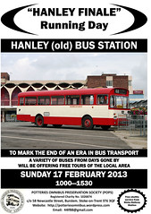 The Hanley Finale Preserved Bus Running Day Sun 17th Feb (Mr Anchovy) Tags: heritage buses stokeontrent preserved pops staffordshire coaches preservation hanley pmt stoniers berresfords potteriesmotortraction potteriesomnibuspreservationsociety hanleyfinale