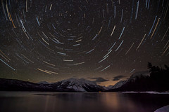 The North Star (GrizzlysGhost) Tags: longexposure stars montana startrails timedexposure