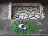 Graff in Grenoble - The Sheepest (brigraff) Tags: streetart pasteup art collage grenoble sticker arte sheep oeil panasonic urbanart mouton papiercollé tz7 thesheepest panasonictz7 brigraff