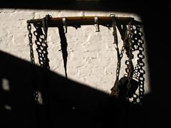 Erddig Straps & Chains (ir0ny) Tags: leather wales nationaltrust straps applefestival wrexham northwales erddig