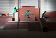 Sergi Nicolas - 3 (EsteveSegura) Tags: park 360 indoor nicolas skate sergi segura esteve extrem skatepar streetboard skatepr 360extrem