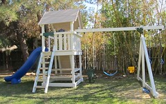IMG_1153 (Swing Set Solutions) Tags: set play swings vinyl slide structure swing solutions playset polyvinyl
