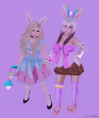 [NoRe!] Sweetness! (LittleRen Resident) Tags: new blog post secondlife marketplace poses nore pinku magika kreations halfdeer secondlifefashion ~silentsparrow~ beusy alvulo prettylair sugarbuttonboutique