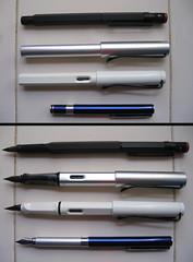 fountain pen fountainpen pens lamy ohto rotring tasche