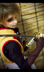 Okita cosplay,round 2! (j_rhapsodies) Tags: volks okita sd17