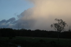 Rain on the horizon (hoody_uk) Tags: park cloud cloudy suttoncoldfield sutton raincloud suttonpark transmitters