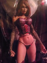 Action Figure Castlevania Succubus Action Figure, by Neca 2007  ~ Cell Phone Camera HTC EVO V 4G ~ IMAG0753 (BrandyVSOP) Tags: camera red woman sexy statue lady female toy toys doll phone action goddess vinyl picture cell plastic card fantasy figure figurine 1986 winged package figures collectibles pvc 2007 konami moc succubus neca castlevania 2013 fantascy htcevov4g