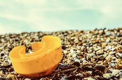 (Damien Cox) Tags: uk beach junk nikon stones pebbles plastic rubbish sigma30mmf14exdchsm damiencox dcoxphotographycom