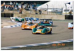 International Supersports Cup. Coys Historic Festival at Silverstone 1993. (Antsphoto) Tags: classic car northampton britain historic 1993 sportscar motorsport autosport canam supersports motoracing antsphoto silverstonehistoricfestival anthonyfosh