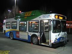 2004 New Flyer C30LF #306 (busdude) Tags: new flyer transit pierce piercetransit c30lf