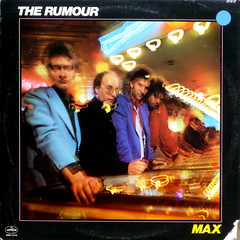 Max (epiclectic) Tags: music art vintage album vinyl retro collection jacket cover lp record 1977 sleeve rumour foursome roci epiclectic wiretrain