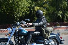 Ulysses Motorcycle Rider (KiwiMunted) Tags: christchurch saturday motorcycle broughamst 2013 ulyssesclub canterburybranch