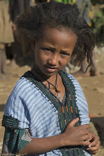 Girl from Koma, Ethiopia