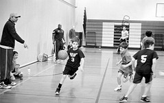 Dribble Drive (Fogel's Focus) Tags: leica basketball 50mm 33 summicron diafine f2 neopan400 wilmette m4p rigid theyoungest 400640 film:iso=640 acufinediafine legacypro400 developer:brand=acufine developer:name=acufinediafine film:brand=freestylearista freestylearistalegacypro film:name=freestylearistalegacypro400 filmdev:recipe=8328
