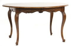 19. Baker French Country Expansion Dining Table