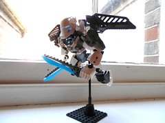 Jet Stormer (Kingmarshy) Tags: video factory lego jet hero function moc stormer 2013