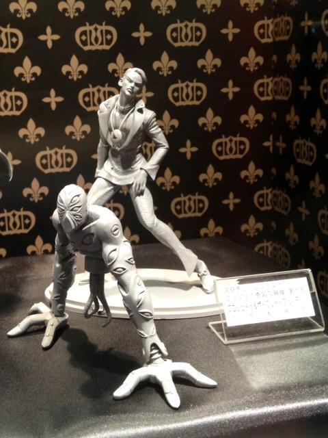 Di molto bene JoJo冒險野郎雕像傳說 普羅修特和快速老化