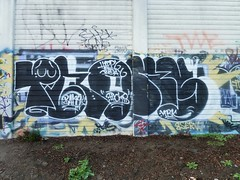 Phoks (Im that Heffe wit a Cuete) Tags: graffiti bay baker area be bake nbk bpf bakes phoks