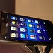 Blackberry Z10 icons and front