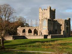 Tintern Abbey, Saltmills, Co. Wexford (Ken Meegan) Tags: ireland tinternabbey tintern cowexford cistercianabbey saltmills 11112007 tinternabbeysaltmillscowexford