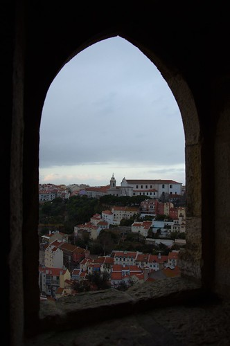 Lisboa through the window ©  Still ePsiLoN