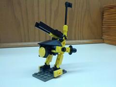 "HK-07 ""Worker"" Mk I (Foghammer) Tags: mobile hard suit frame mecha mof0 mfz flickrandroidapp:filter=none"