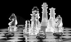 Intrudersbw - EXPLORED no. 398 27-02-13 Thanks! (jimj0will) Tags: bw horse stilllife white black macro glass monochrome reflections mono blackwhite king pieces cross tubes chess games queen explore reflected knight checkers tones zigzag tabletop pawn chesspieces checked draughts intrusion intruders carlzeissjena ghettolighting explored cjz checkerspieces tp477 carlzeissjenas135mc draughtspieces jimj0will jimjowill
