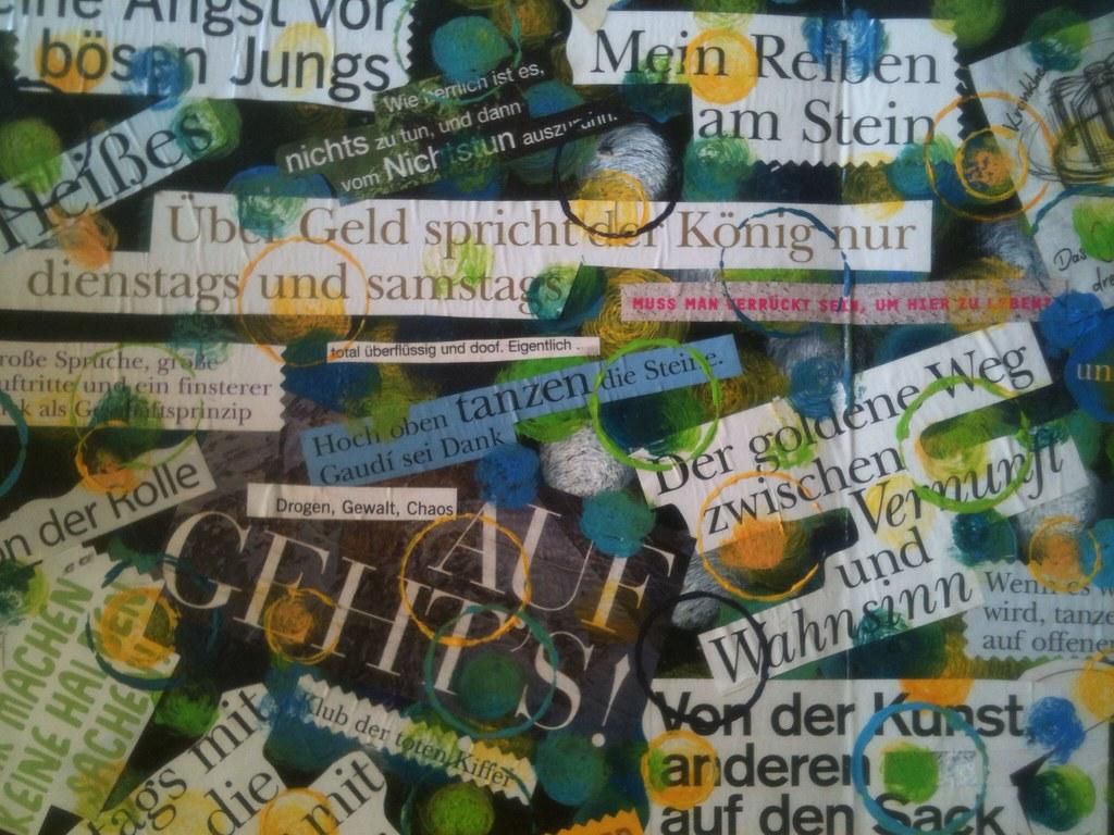 Großartig Collage Basteln Das Beste Von Glatter S (gedankenmoleküle) Tags: Inspiration Kreativ S