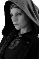 Daniele Accorsi (Danielle Fiore) Tags: portrait italy lady model italia medieval fantasy perugia ritratto medioevo modella daniellefiore