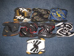 Discontinued Nike Wrestling Shoes