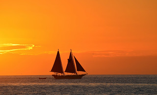 Throwback Thursday - Key West Sunset