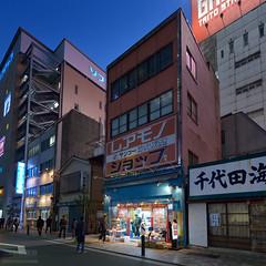 20101  akihabara akiba (PhotoAkiba) Tags: seaweed japan tokyo twilight   akihabara akiba  electrictown     tiyoda
