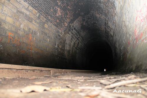 Tunel de Chivilingo.
