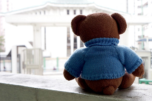 teddy-bear-08813 by longzijun, on Flickr