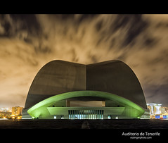 Auditorio de Tenerife (esslingerphoto.com) Tags: longexposure shadow building art tourism architecture contrast canon tile photography eos evening spain europe long exposure shot contemporary landmark architectural espana auditorio single tenerife santacruzdetenerife urbano mkii islascanarias canaryisland esslinger auditoriodetenerife esslingerphotocom