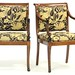 62. Pair of French-Regency Arm Chairs
