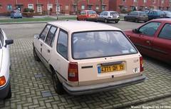 Renault 18 Break 1984 (XBXG) Tags: auto old france classic netherlands car station vintage wagon french automobile break estate nederland voiture renault 1984 18 paysbas kombi almere ancienne franaise stationcar renault18 stationwagen
