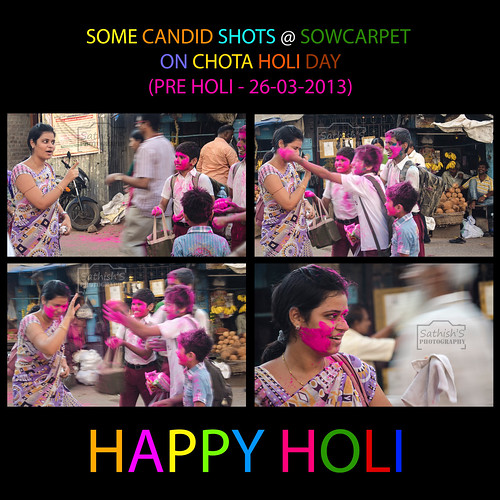 Happy Holi Friends