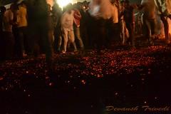 3 DSC_7315 (devansh28290) Tags: fire holi gandhinagar gujarat firewalk blindfaith palaj