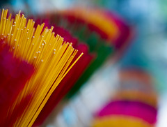 Color Row (shayhaas) Tags: colorful asia vietnam hue artyfarty incense indochina