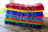 rainbow bandana (MatthBasco) Tags: scarf style bondage gag scarves tied bandana bound blindfold gagged