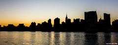 Relevo (Miguel Rojas) Tags: nyc newyorkcity sunset ny newyork skyline backlight contraluz atardecer unitedstates empirestate nuevayork