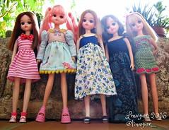 (Linayum) Tags: licca liccachan liccadoll cute takara doll dolls mueca muecas toy toys linayum