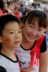 Mummy and her boy (Stinkee Beek) Tags: ethan nationaldayparade ndp2016 yewyen
