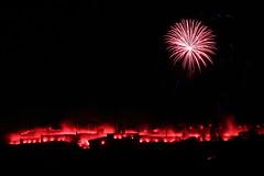 "Carcassonne ""embrasement"" (www.JnyAroundTheWorld.com - Pictures & Travels) Tags: france aude midipyrnes occitanie carcassonne fireworks feudartifice 14juillet bastilleday 2016 canon night longexposure jnyaroundtheworld jenniferlavoura embrasement blazing"