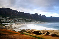 Because Sunday (FlavioSarescia) Tags: sunshine sunrise capetown southafrica hss mountains sea ocean water waves surf landscape nature summer travel sunday blue