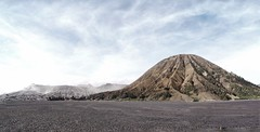 Volcanic Sands at the Foot of Mount Bromo (Nezgsy) Tags: indonesia java mount bromo volcano travel sands